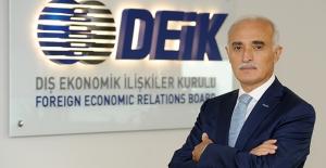 """DEİK Başkanı Olpak: """"Gün, Birlik, Beraberlik Ve Tam Dayanışma Günüdür"""""""