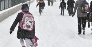 Diyarbakır'da Eğitime Kar Nedeniyle 1 Gün Ara Verildi