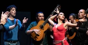 Efsanevi Antonio Gades Topluluğu İle CRR'de Flamenko Rüzgarı
