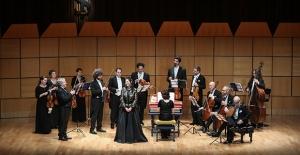 Europa Galante Ve Vivica Genaux Barok Klasikleriyle İş Sanat'taydı