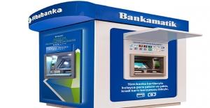 Fibabanka Müşterilerine Tüm İş Bankası Bankamatikleri Artık Ücretsiz