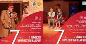 Frankfurt Türk Tiyatro Festivali 20 Mart'ta Başlıyor