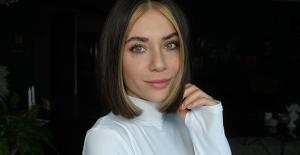 Fulya Zenginer'den Çift Renk Modası