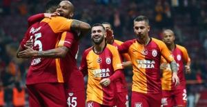 Galatasaray, Kayseri'yi Dörtledi