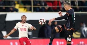 Galatasaray Kupada Alanyaspor'a 2-0 Mağlup Oldu