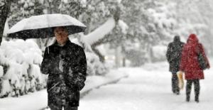 İstanbul'da Beklenen Kar Yağışı Geliyor