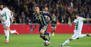 Kupa'da İlk Yarı Finalist Fenerbahçe