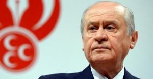 MHP Lideri Bahçeli'den KKTC Cumhurbaşkanı Akıncı'ya İstifa Çağrısı