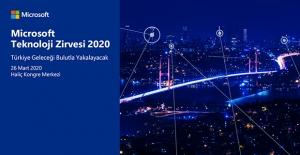 Microsoft Teknoloji Zirvesi 26 Mart'ta