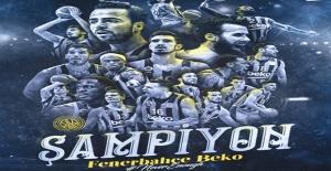 Solgar Vitamin Türkiye Kupası Şampiyonu Fenerbahçe Beko!