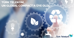 Türk Telekom UN Global Compact'a Üye Oldu