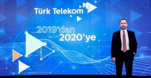 Türk Telekom'dan 2,4 Milyar TL Net Kâr