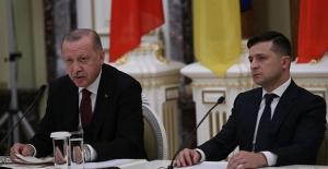 """""""Ukrayna'nın Egemenliğine Ve Kırım Dâhil Toprak Bütünlüğüne Desteğimiz Sürecektir"""""""