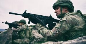 Barış Pınarı Bölgesine Sızma Girişiminde Bulunan 11 Terörist Etkisiz Hale Getirildi