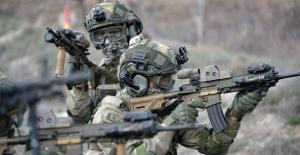 Barış Pınarı Bölgesine Sızma Girişiminde Bulunan 6 Terörist Etkisiz Hale Getirildi