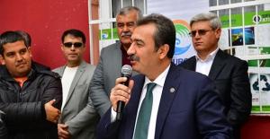 """Başkan Çetin: """"Çocuklarımıza Temiz Bir Dünya Bırakmalıyız"""""""