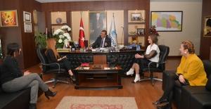 """Başkan Çetin: """"Okul Öncesi Eğitim Önemli"""""""