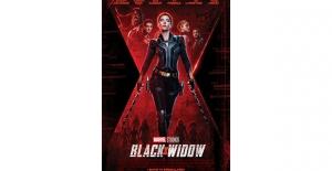 Black Widow Filminden Yeni Afiş Ve Fragman