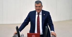 CHP'li Barut, Salgınla Mücadele Eden Sağlık Emekçilerinin Taleplerini Meclis Gündemine Taşıdı