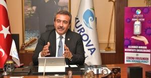 Çukurova Belediye Başkanı Çetin Salgın Sonuna Kadar Maaşını Bağışladı