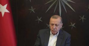 Cumhurbaşkanı Erdoğan, MİT Başkanı Fidan İle Görüştü