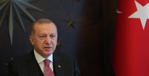 Cumhurbaşkanı Erdoğan, Video Konferans Yöntemiyle Cumhurbaşkanlığı Kabinesi Toplantısına Başkanlık Etti