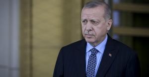 Cumhurbaşkanı Erdoğan'dan Şehit Gümrük Personeli Ramazan Turan'ın Ailesine Başsağlığı Mesajı