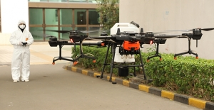 Dronlarla Covid-19 Mücadelesinin 4 Yolu