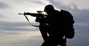 Fırat Kalkanı Bölgesine Saldırı Hazırlığında Olan 5 Terörist Etkisiz Hale Getirildi