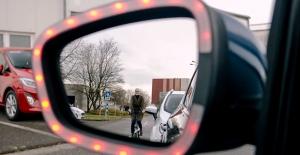 Ford'dan Bisiklet, Scooter Ve Motorların Üzerine Kapı Açılmasını Engelleyen Akıllı Teknoloji