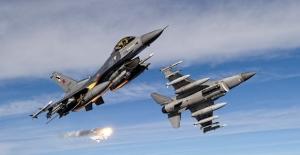 Irak Kuzeyi Hakurk Bölgesine Hava Harekatı: 4 Terörist Etkisiz Hale Getirildi