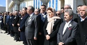 İYİ Parti Genel Başkanı Akşener İdlib Şehidini Uğurladı