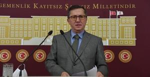 """İYİ Parti Grup Başkanvekili Türkan, """"Hiçbir Kanun Milletten Gizlenerek, Saklanarak Yapılmaz"""""""