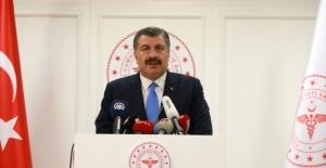Türkiye'de Coronavirüs'ten Hayatını Kaybedenlerin Sayısı 59'a Yükseldi