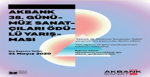Akbank 38. Günümüz Sanatçıları Ödülü Yarışması'na Başvurular Uzatıldı