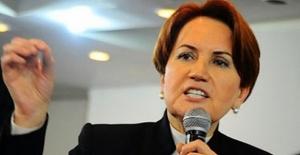 Akşener'den İçişleri Bakanı Süleyman Soylu'nun İstifasına İlişkin Açıklama