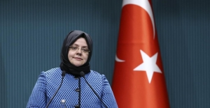 """Bakan Selçuk, TÜRMOB Ve TOBB Başkanlarıyla Video Konferansla """"Kısa Çalışma Ödeneği""""ni Görüştü"""