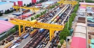 China Express, Avrupa'ya COVID-19 Bağışları Taşıyor