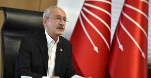 CHP Genel Başkanı Kılıçdaroğlu, İstanbul OSB Başkanları İle Görüştü