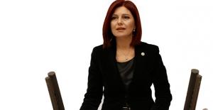 """CHP'li Emecan: """"Erdoğan Vatandaşından Para İsteyerek, Onlara Destek Olmadığını Göstermiştir"""""""