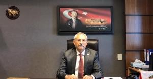 CHP'li Kaplan'dan 23 Nisan Ulusal Egemenlik Ve Çocuk Bayramı Mesajı