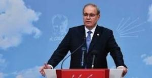 CHP Sözcüsü Öztrak: İçişleri Bakanı'nın İstifası 'Tam Bir Orta Oyunu'