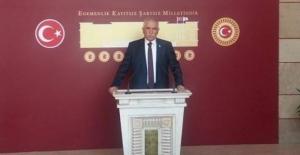CHP'li Durmaz'dan Tarım Bakanlığına Üretim Soruları!