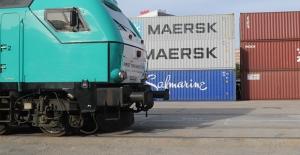 Çin, Avrupa'ya Yardım İçin Demiryolunu Da Kullanmaya Başladı