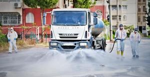 Çukurova'da Salgınla Mücadele Tüm Hızıyla Sürüyor