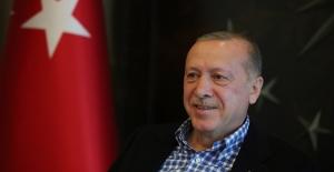 Cumhurbaşkanı Erdoğan, A Millî Futbol Takımı Oyuncularıyla Görüştü