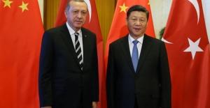 Cumhurbaşkanı Erdoğan, Çin Devlet Başkanı Şi Cinping İle Telefonda Görüştü