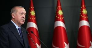 """Cumhurbaşkanı Erdoğan'dan Sokağa Çıkma Yasağı Açıklaması: """"Önümüzdeki Hafta Sonunda Da Uygulanacak"""""""