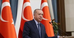 """Cumhurbaşkanı Erdoğan'dan """"Milli Dayanışma Kampanyası""""na Destek Verenlere Teşekkür"""