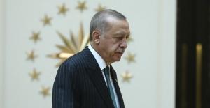 Cumhurbaşkanı Erdoğan'dan Şehit Ercan Türkmen'in Ailesine Başsağlığı Mesajı